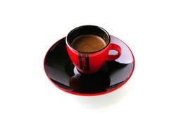 kawowa czerwień Zdjęcia Royalty Free