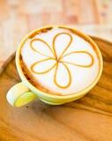 kawowa śmietanka Zdjęcie Royalty Free