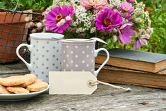 Kawowa przerwa Obraz Royalty Free