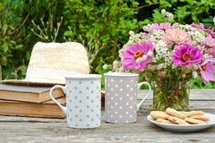 Kawowa przerwa Obrazy Royalty Free