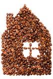 kawowa stróżówka Zdjęcie Royalty Free