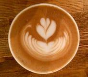 Kawowa sztuka zdjęcia stock
