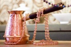 Kawowa turczynka Fotografia Stock