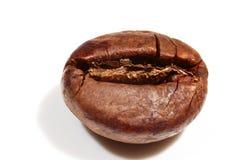 Kawowe fasole makro- Zdjęcie Stock