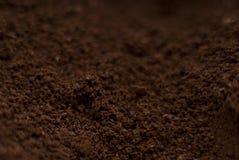 Kawowe ziemie Zdjęcia Stock