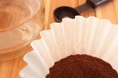 Kawowe ziemie zdjęcie stock