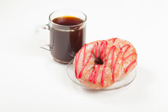 kawowi pączki Obrazy Stock