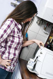 kawowy automat use Zdjęcia Stock