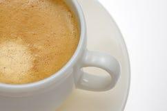 Kawowy cięcie Zdjęcia Royalty Free