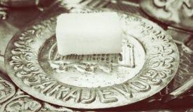 Kawowy cukier Fotografia Stock