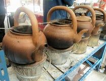 Kawowy czajnik Zdjęcie Stock