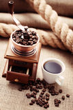 Kawowy czas Zdjęcie Stock