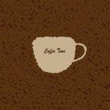Kawowy czas Obraz Stock