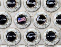 Kawowy czas dla amerykan zdjęcie royalty free
