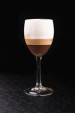 Kawowy deser Obrazy Royalty Free