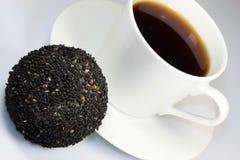 kawowy deserowy japończyk Zdjęcie Royalty Free