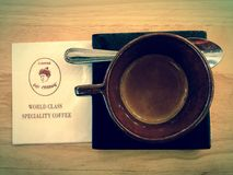 Kawowy Doi Chang Obrazy Royalty Free