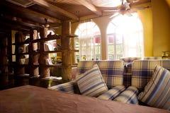 kawowy dom zdjęcia royalty free