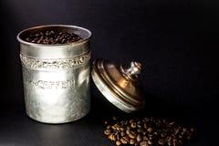 Kawowy garnek Fotografia Stock