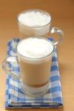 kawowy latte Obraz Royalty Free