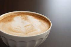 Kawowy Latte Fotografia Royalty Free