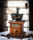 Kawowy młyn Obraz Royalty Free