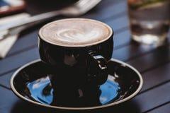 Kawowy nałóg fotografia royalty free