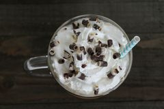 Kawowy napój Zdjęcie Stock