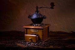 Kawowy Ostrzarz Zdjęcia Stock