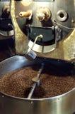 Kawowy prażalnik Obraz Royalty Free
