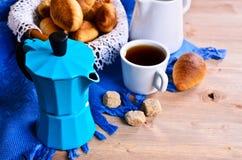 Kawowy producent Obrazy Royalty Free