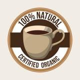 Kawowy projekt Zdjęcia Stock