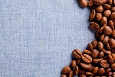 Kawowy sztandar Zdjęcia Stock