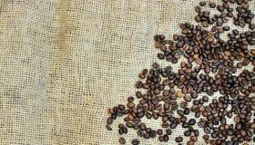 Kawowy tło Obraz Royalty Free