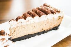 Kawowy tort obrazy stock