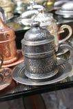 kawowy turkish Obrazy Stock