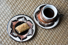kawowy turkish Fotografia Royalty Free