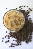 kawowy zimny napój Zdjęcie Stock