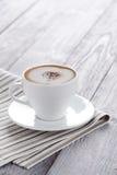 Kawy espresso doppio Zdjęcia Stock