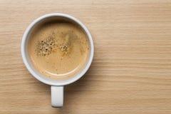 Kawy espresso filiżanka Fotografia Royalty Free