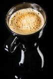 Kawy espresso filiżanka Zdjęcie Royalty Free