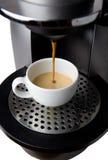 kawy espresso maszyna Obrazy Royalty Free