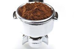Kawy espresso maszyny przywódca grupy Obrazy Stock