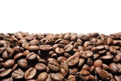 Kawy granica Zdjęcie Stock