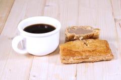 Kawy i koksu chuch Fotografia Royalty Free