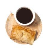 Kawy i koksu chuch Fotografia Stock