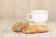 Kawy i koksu chuch Obrazy Stock
