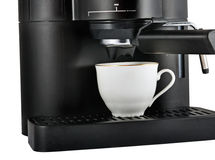 kawy maszyna Fotografia Stock