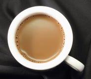 Kawy mleko Zdjęcie Royalty Free