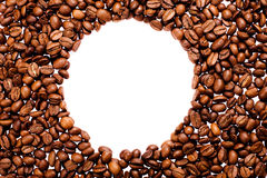 kawy rama Obrazy Royalty Free